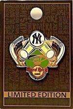 Hard Rock Cafe Yankee Stadium Spotlight 17 NYS Pin HRC New LE # 94802