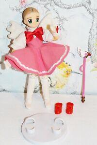 "Cardcaptor Sakura 11"" Anime Doll Clothes Costume Bandai Opening Outfit Custom"