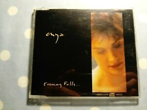 "ENYA Evening Falls... 3 Track 3"" CD (Mini CD)"