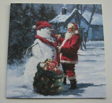 10 HIGH QUALITY TRADITIONAL CHRISTMAS CARDS - Only 25p Card - Great Value