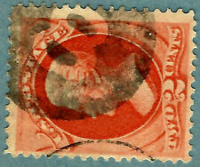 Skinner Estate: 1800s US Fancy Cancel = Boston Station No. ~ Cole #BOS-34.....1h