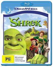 Shrek (Blu-ray, 2011)