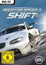 Need For Speed: Shift (PC, 2009, DVD-Box)