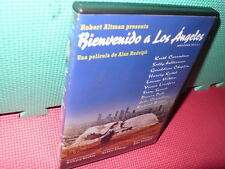 BIENVENIDO A LOS ANGELES - ROBERT ALTMAN - dvd
