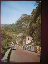 POSTCARD SOMERSET CHEDDAR - ENTRANCE TO THE GORGE