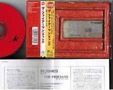 PAUL McCARTNEY &YOUTH-THE FIREMAN Rushes JAPAN CD w/OBI+Insert TOCP-65018 FreeSH