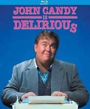 BLU-RAY Delirious (Blu-Ray) NEW John Candy