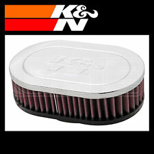 K&N RC-2000 Air Filter - Universal Chrome Filter - K and N Part