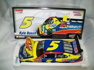 KYLE BUSCH #5 KELLOGGS 2007 IMPALA SS COT LIMITED EDITION ACTION 1/24 DIECAST