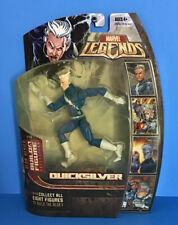 """Marvel Legends BAF Blob Series QUICKSILVER Blue Variant 6"""" Action Figure"""