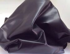 Genuine Goat Skin  Leather Hide Full Vegetable Tanned 2Oz 3024 Black 6SF