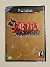 The Legend of Zelda the Windwaker Nintendo Gamecube Wii Complete