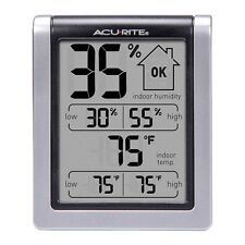 Digital Temperature & Humidity Monitor Thermometer For Home Or Egg Incubators