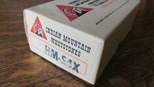 Indian Mountain Whetstone Sharpening Soft Arkansas Vintage Knife Sharpener New