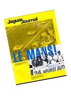 1990 JAGUAR JOURNAL: Racing,24 Hour Le Mans,XJR-12 Silk Cut,#66 E Type,XK140,