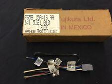 Ford F150 F250 Trailer Tow Electrical Harness Plug F65B15A416AA