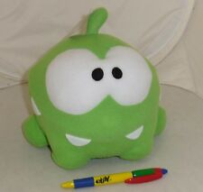 Stupendo Peluche OM NOM Videogioco CUT THE ROPE 16cm OFFICIAL Android NEW PLUSH