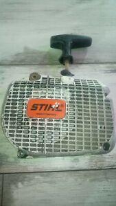 Stihl 066 MS 660 Starter Anwerfer Originalteil