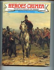 HEROES OF THE CRIMEA -  BATTLES OF BALACLAVA AND INKERMAN. Barthorp, 1st HBdj VG