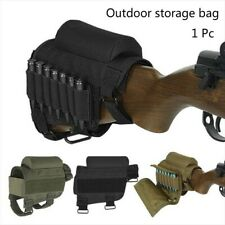 Hunt Gun Accessories Rifle Shotgun Tactical Cartridge Shotgun Adjustable Bag