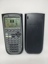 Texas Instruments TI-89 Titanium Graphing Calculator with Lid Great Condition