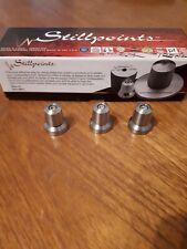 Stillpoints Ultra Mini (set of 3) isolation feet (Nordost, IsoAcoustics)