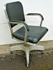 "VINTAGE PROPELLER ARMCHAIR GOODFORM STYLE MID CENTURY INDUSTRIAL ""REST ALL"""