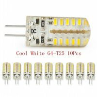 Dimmable G4 LED Light 3W 5W G9 6W 10W 12V 220V Cool/Warm White LED Bulb Lamp US