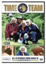 Time Team Series 15 DVD Region 2