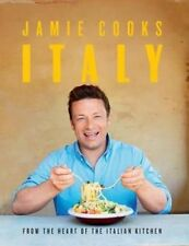 JAMIE COOKS ITALY By Jamie Oliver BRAND NEW on hand IN AUSTRALIA!