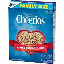General Mills Frosted Cheerios 19.5 oz