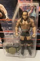 WWE Mattel Fan Central Rusev Basic Wresting Action Figure Slam Band Miro AEW WWF