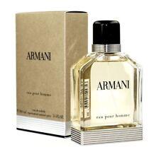 ARMANI EAU POUR HOMME 100ml Eau de Toilette Man Spray hombre EDT