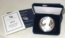 2012 American Silver Eagle Proof with original box and COA