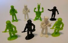 Timmee Galaxy Laser Team and Space Alien Monsters Lot Figures Vintage sci fi Men