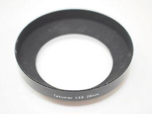 Pentax Lens Hood for 28mm F3.5 Super Takumar Lens