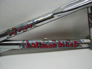 Hoffman Big Daddy BMX Freestyle Frame Old Mid School Vintage 1997