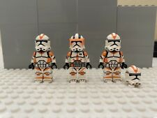 Lego Star Wars Clone Trooper Lot Commander Cody 212th CAC Minifigs