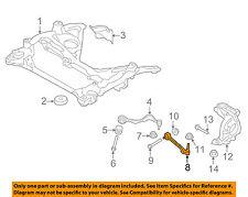 BMW OEM 14-16 328i Lower Control Arm-Front-Rear Arm 31126852992