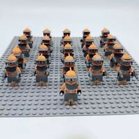21x Bomb Squad Clone Troopers Mini Figures (LEGO STAR WARS Compatible)