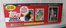 Topps 2007 Baseball Card Set Target Exclusive Mickey Mantle Relic Ted Williams