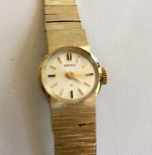 Vintage Seiko  15mm Watch Running