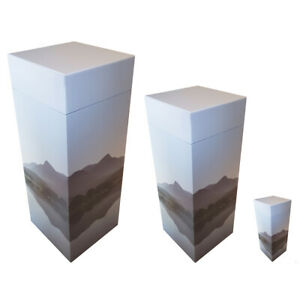 ScatterPod Ashes Urn - Tranquil Lake - Various Sizes