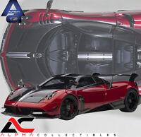 AUTOART 78276 1:18 PAGANI HUAYRA BC ROSSO DUBAI/CARBON SUPERCAR