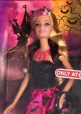 2014 Target Happy Halloween Bat Barbie doll NRFB