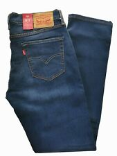 Levi's 511 Men's zip-fly Jeans, Slim, Sits below Waist, 2% Elastane, W 34 L 34