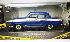 Volga Gaz 21. Policia de la Republica Checa