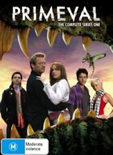 PRIMEVAL Complete Series [1] One -  2 Disc DVD Set  - R4 & 2