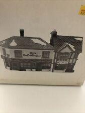 Dept 56 Dickens Village Series - The Old Curiosity Shop 5905-6