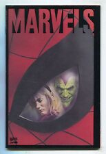 """Marvels Book #4 - """"The Day She Died"""" - 1994 (Grade 6.0)"""